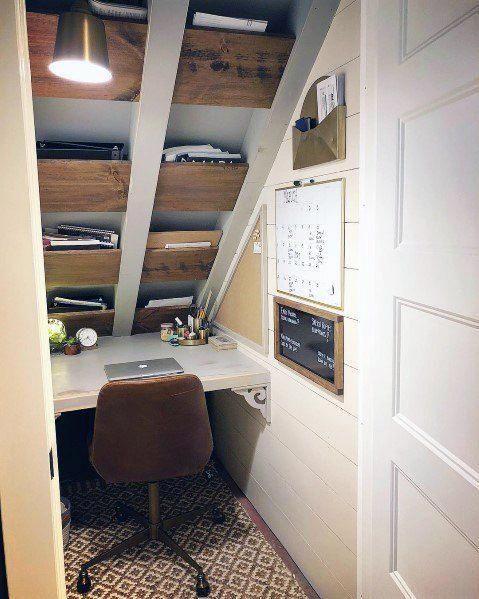 dekorasi ruang kerja minimalis dirumah 5