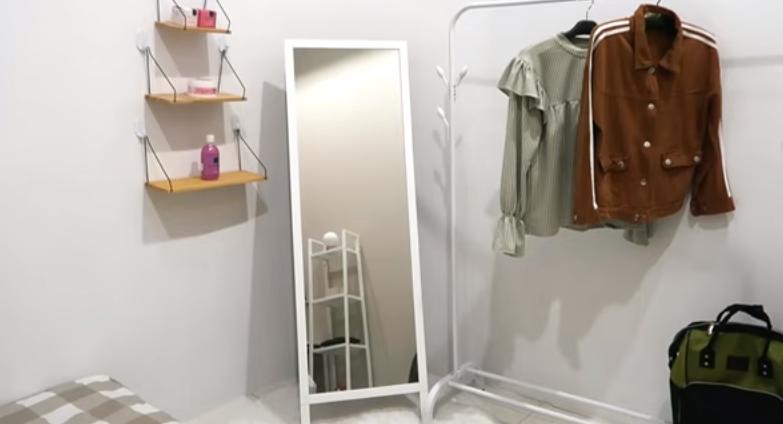 inspirasi design kamar kost minimalis dan low budget 1