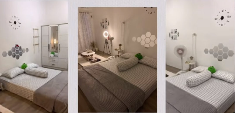 inspirasi design kamar kost minimalis dan low budget
