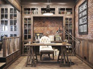 tipe kantor vintage